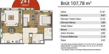 Resim İstanbul Kat ve Daire Plan Resimleri-8