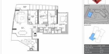Referans Kartal Towers Kat ve Daire Plan Resimleri-15
