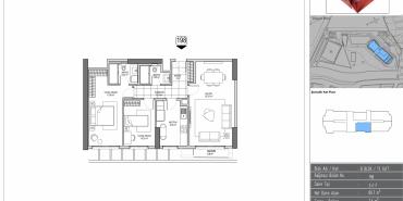 Referans Kartal Towers Kat ve Daire Plan Resimleri-8
