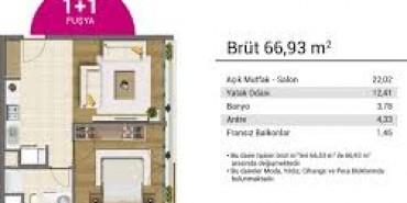 Resim İstanbul Kat ve Daire Plan Resimleri-2