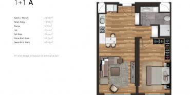 Propa Vista Kartal Kat ve Daire Plan Resimleri-1