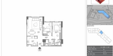 Referans Kartal Towers Kat ve Daire Plan Resimleri-9