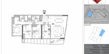 Referans Kartal Towers Kat ve Daire Plan Resimleri-14