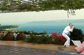 Çanakkale Villa Koru Modern Resimleri-11