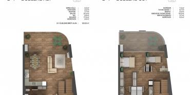 Ons İncek Residence Kat ve Daire Plan Resimleri-8