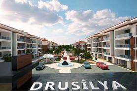Drusilya Evleri Resimleri-7