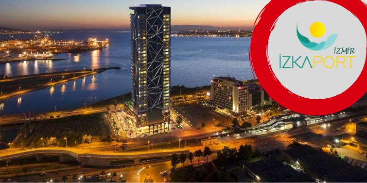İzka Port