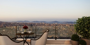 Emaar Square İstanbul Residence Örnek Daire Görselleri-5