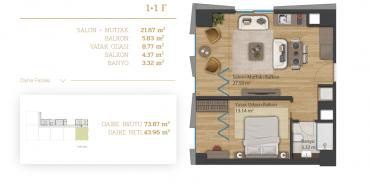 Home Diamond Kat ve Daire Plan Resimleri-6