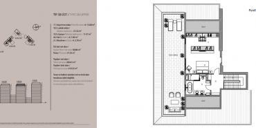 Emaar Square İstanbul Residence Kat ve Daire Plan Resimleri-22