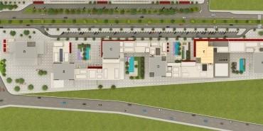 Strada Bahçeşehir Kat ve Daire Plan Resimleri-1
