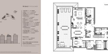 Emaar Square İstanbul Residence Kat ve Daire Plan Resimleri-21
