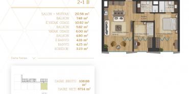 Home Diamond Kat ve Daire Plan Resimleri-9