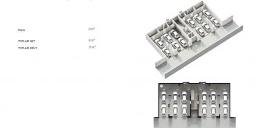 Antteras Kat ve Daire Plan Resimleri-12