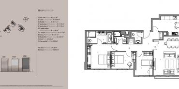 Emaar Square İstanbul Residence Kat ve Daire Plan Resimleri-15