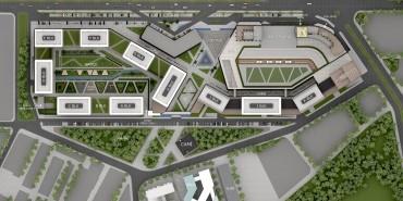 Downtown Bursa Kat ve Daire Plan Resimleri-1