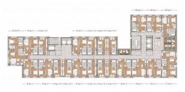 Antwell Life Care Residence Kat ve Daire Plan Resimleri-10