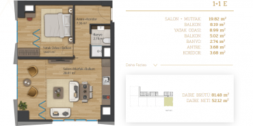 Home Diamond Kat ve Daire Plan Resimleri-5