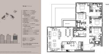 Emaar Square İstanbul Residence Kat ve Daire Plan Resimleri-20