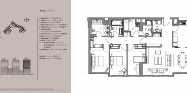 Emaar Square İstanbul Residence Kat ve Daire Plan Resimleri-17