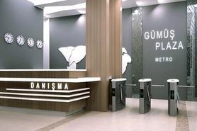 Gümüş Plaza Metro Resimleri-3