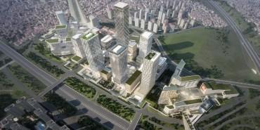 İstanbul Uluslararası Finans Merkezi Resimleri-2