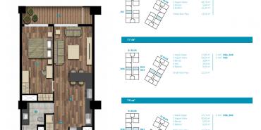 Seba Flats Cendere Kat ve Daire Plan Resimleri-3
