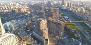 İstanbul Uluslararası Finans Merkezi Resimleri-11