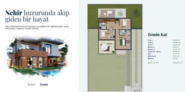 Yeşilyaka Su Kat ve Daire Plan Resimleri-6