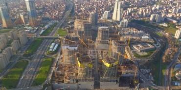 İstanbul Uluslararası Finans Merkezi Resimleri-16