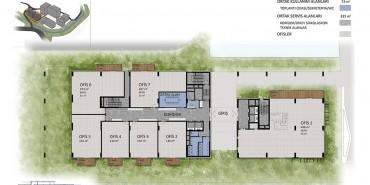 Seba Office Boulevard Kat ve Daire Plan Resimleri-1