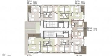 Seba Suites Kat ve Daire Plan Resimleri-18