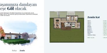 Yeşilyaka Su Kat ve Daire Plan Resimleri-8