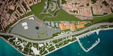 Cer İstanbul Kat ve Daire Plan Resimleri-1
