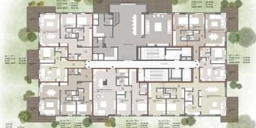 Seba Suites Kat ve Daire Plan Resimleri-1
