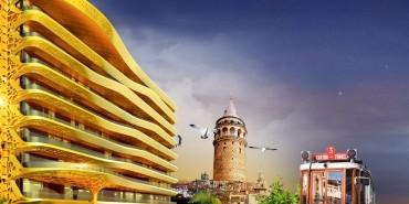 Taksim Petek Residence Resimleri-2