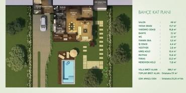 Yeşilyaka Koru Kat ve Daire Plan Resimleri-2