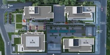 Mesa Cadde Kat ve Daire Plan Resimleri-1