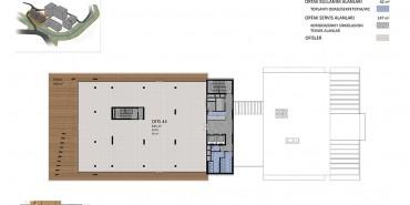Seba Office Boulevard Kat ve Daire Plan Resimleri-7