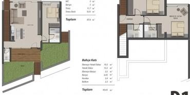 Solemar Adabükü Kat ve Daire Plan Resimleri-7