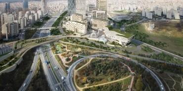 İstanbul Uluslararası Finans Merkezi Resimleri-1