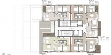 Seba Suites Kat ve Daire Plan Resimleri-9