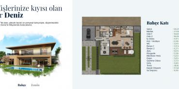 Yeşilyaka Su Kat ve Daire Plan Resimleri-1