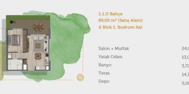 Sur Yapı Muhit Sancaktepe Kat ve Daire Plan Resimleri-2