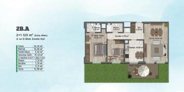 Sur Yapı Gölbahçe Evleri Kat ve Daire Plan Resimleri-17