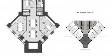 Nurol Tower Kat ve Daire Plan Resimleri-5