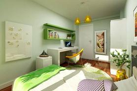 Yeşil Kuşak Evleri Resimleri-28